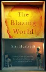 The blazing world Cover