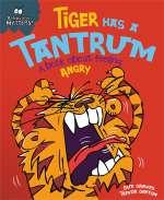 Tiger has a tantrum Cover