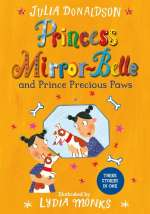 Princess Mirror-Belle and Prince Precious Paws Cover