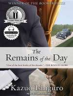 The remains of the day [7 CD] Cover