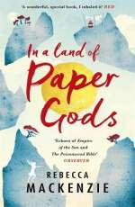 In a land of paper gods Cover