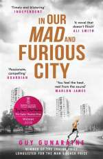 In our mad and furious city Cover