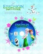 Disney - Die Eiskönigin - Party-Fieber - Buch mit DVD Cover