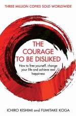 The courage to be disliked Cover