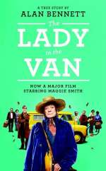 The lady in the van Cover