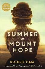 Summer at Mount Hope Cover