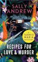 Recipes for love & murder Cover