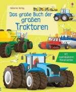 Das große Buch der großen Traktoren Cover