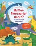 Hatten Dinosaurier Ohren? Cover