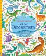 Tierisch was los! Bei den Dinosauriern Cover