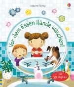 Vor dem Essen Hände waschen! Cover