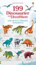 199 Dinosaurier und Urzeittiere Cover