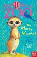 The messy meerkat Cover