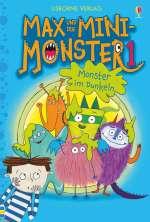 Max und die Mini-Monster : Monster im Dunkeln Cover
