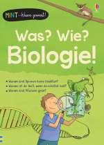 Was? Wie? Biologie! Cover