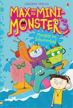 Monster im Schwimmbad Cover
