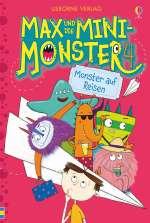 Max und die Mini-Monster; Monster auf Reisen Cover
