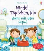 Windel, Töpfchen, Klo - Wohin mit dem Popo? Cover