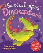 Bumpus Jumpus Dinsosaurumpus Cover