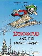 Iznogoud and the magic carpet Cover