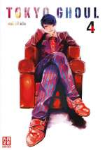 Tokyo Ghoul 4 Cover