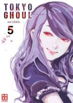 Tokyo Ghoul 5 Cover