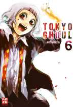 Tokyo Ghoul 6 Cover