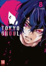 Tokyo Ghoul 8 Cover