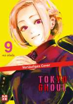 Tokyo Ghoul 9 Cover