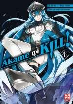 Akame ga KILL! 04 Cover