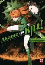 Akame ga KILL! 08 Cover