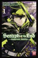 Seraph of the End (1) Cover