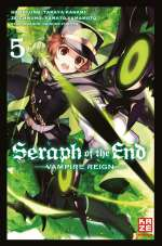Seraph of the End (5) Cover