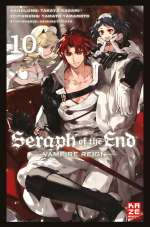 Seraph of the End (10) Cover