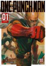 One-Punch Man (1) Cover