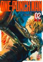 One-Punch Man (2) Cover