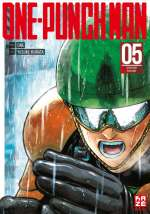 One-Punch Man (5) Cover