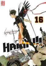 Haikyu!! 16 Cover
