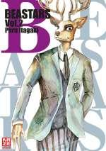 Beastars (2) Cover