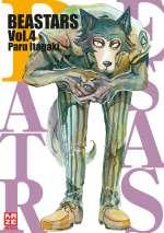 Beastars (4) Cover