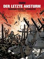 Tardi: Der letzte Ansturm Cover
