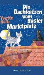 Die Dachkatzen vom Basler Marktplatz Cover