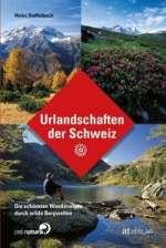 Urlandschaften der Schweiz Cover