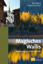 Magisches Wallis Cover