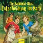 Entscheidung im Park Cover
