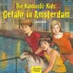 Gefahr in Amsterdam Cover