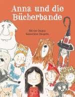 Anna und die Bücherbande Cover
