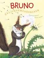 Bruno, das Umarmehörnchen (Bb) Cover