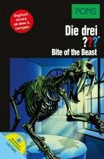 PONS Die drei ??? - Bite of the Beast Cover