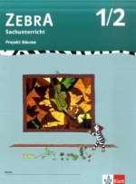 Zebra - Sachunterricht 1/2 Cover